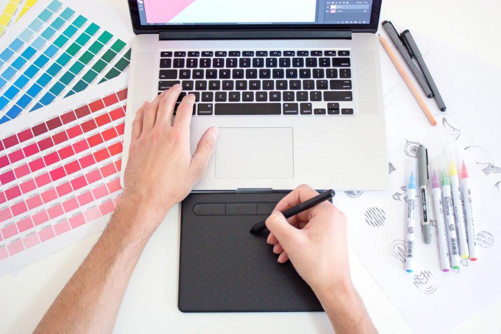 4 Designtipps für dein nächstes Printprojekt