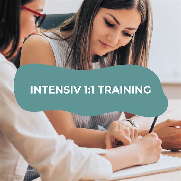 Intensiv 1:1 Training